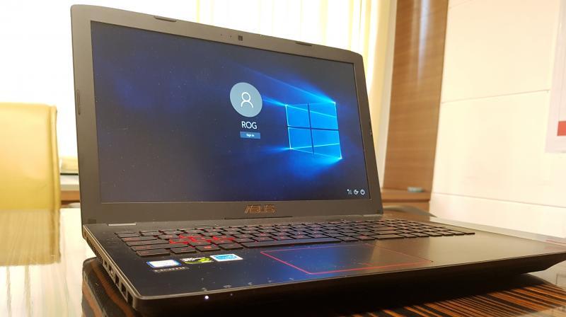 Ноутбук ASUS GL552VW, характеристики, цена, отзывы, обзор