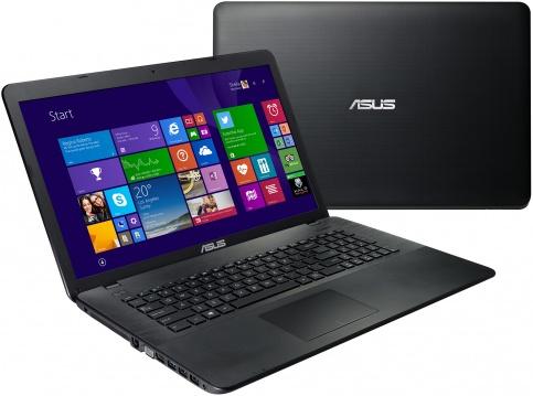 Ноутбук ASUS 17 дюймов