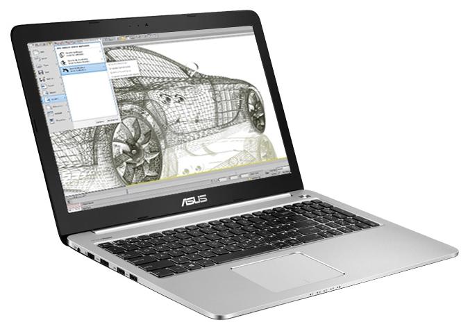 Обзор ноутбука ASUS K501UX, характеристики, отзывы