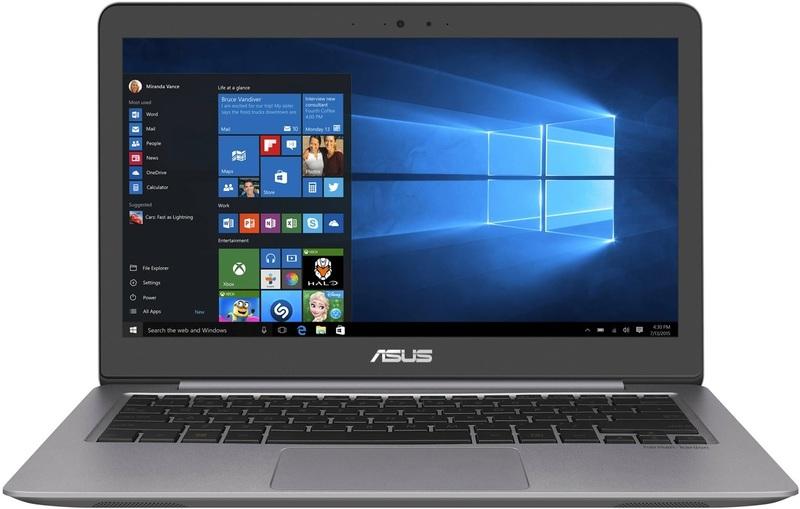 Ноутбук ASUS Zenbook UX310UQ, обзор, характеристики, цена, отзывы, фото