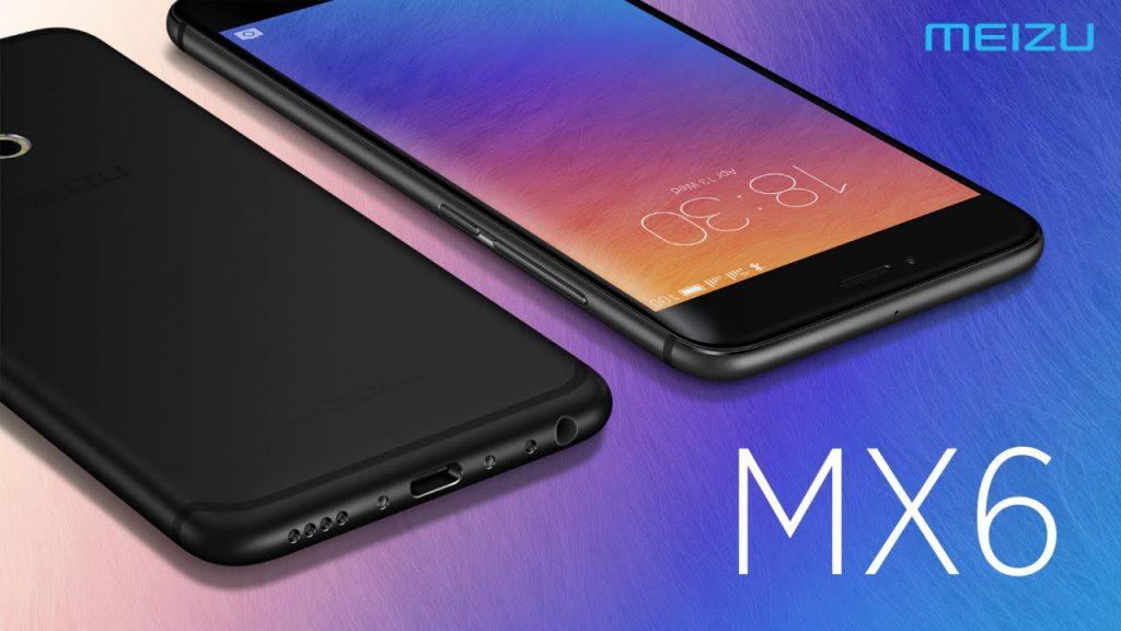 Смартфон Meizu MX6: характеристики и цена, отзывы, обзор