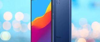 Обзор Huawei Honor 7C - средненький смартфон