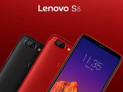 Смартфон Lenovo S5 - дизайн на 12 из 10, обзор