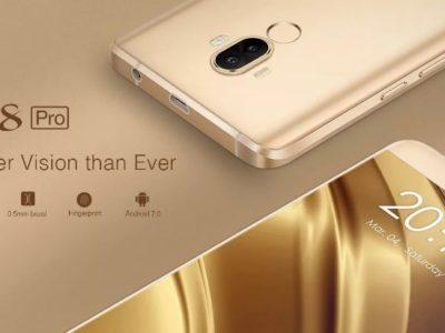 Обзор бюджетного смартфона ULEFONE S8 pro