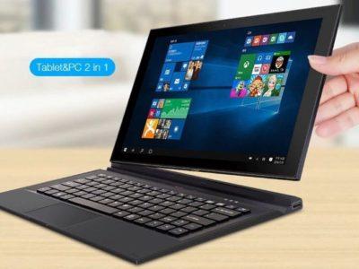 Обзор Teclast Tbook 11, модель между планшетом и ноутбуком