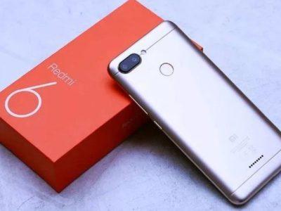 Xiaomi Redmi 6 - разочарование с mediatek